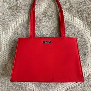 Kate spade vintage red purse